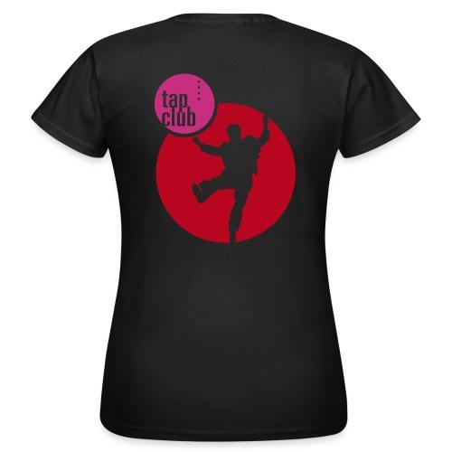 tap club muster02 - Frauen T-Shirt