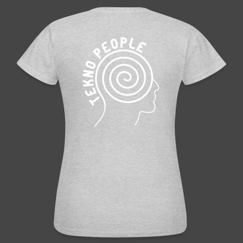 personnes tekno - T-shirt Femme