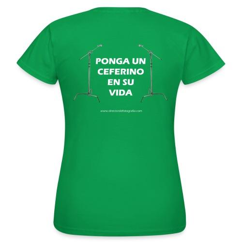 ceferinos - Camiseta mujer
