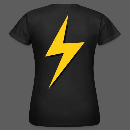 Lighningbolt - Vrouwen T-shirt