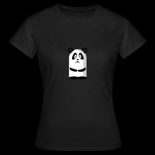 Mascotte panda triste - T-shirt Femme