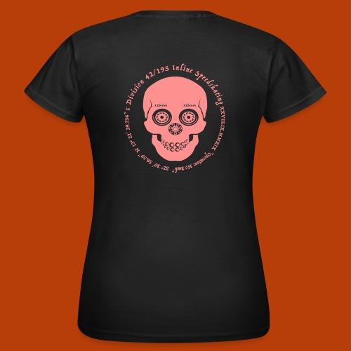 Skull Divisoin42 - Frauen T-Shirt