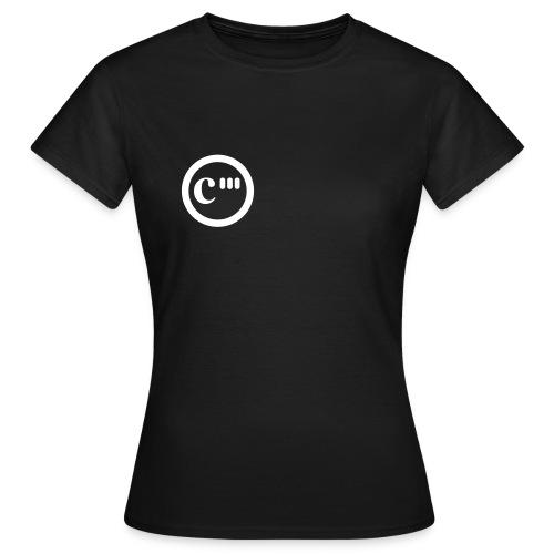 Logo Kreis - Frauen T-Shirt