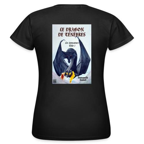Le dragon de ténèbres - T-shirt Femme