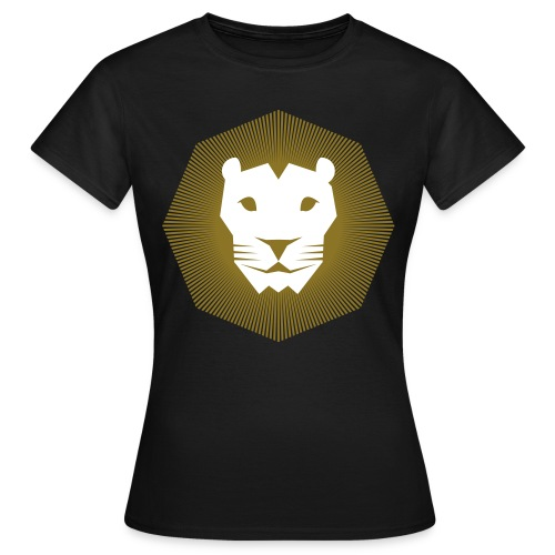 tshirt_gold - Frauen T-Shirt