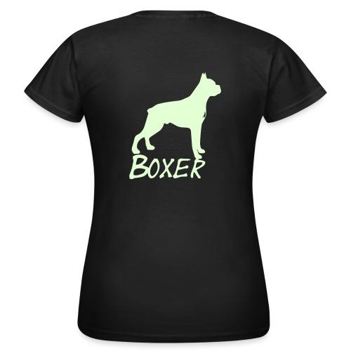 Boxer - T-shirt Femme