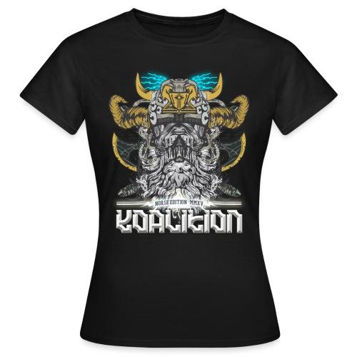Koalition-2015 - Women's T-Shirt
