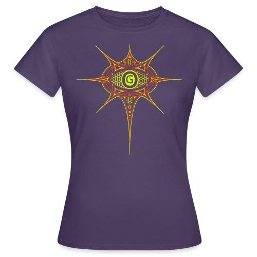 ogulogofarbebenen - Frauen T-Shirt
