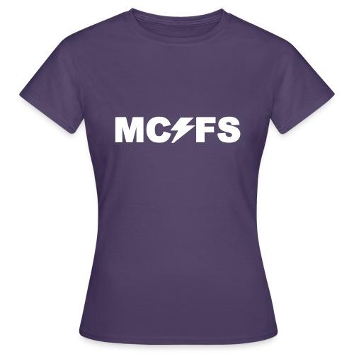 mcfs - Frauen T-Shirt