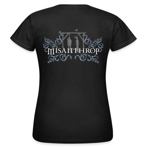 logo misanthrop - Frauen T-Shirt