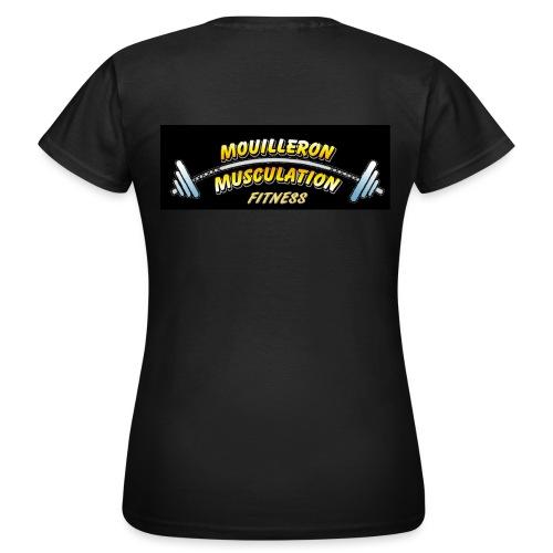 MMN - T-shirt Femme