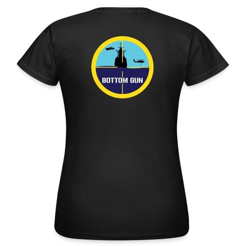 Bottom gun - T-shirt dam