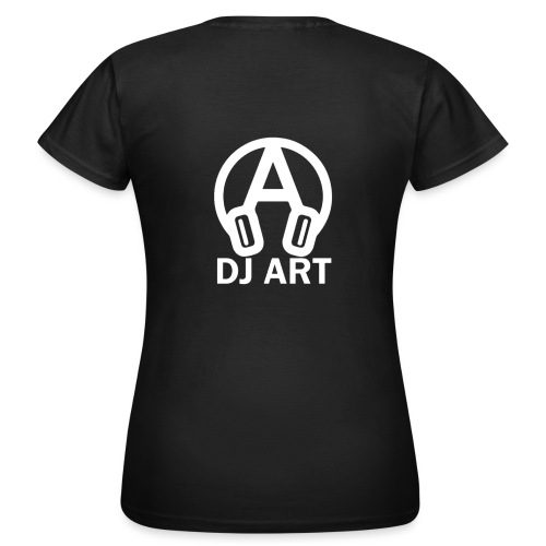 DJ Art (donkere pull-kleuren) - Vrouwen T-shirt