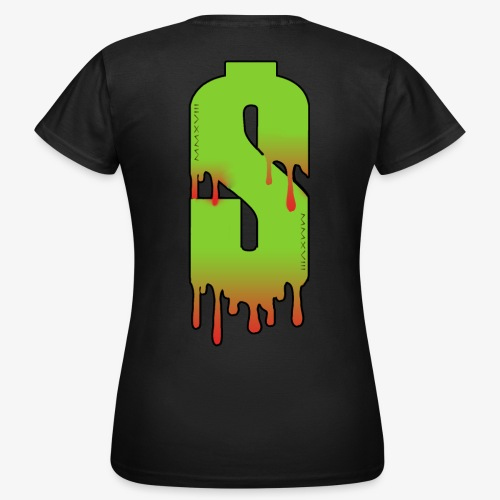 blood money - Vrouwen T-shirt
