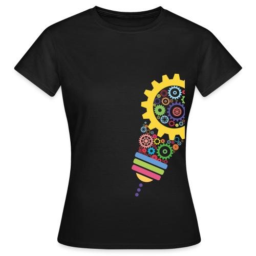 lampe2 - Frauen T-Shirt