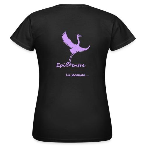 CENTRE BONJOUR - T-shirt Femme