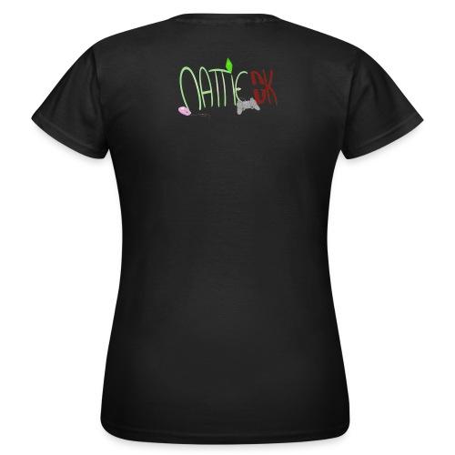 Navn - Dame-T-shirt