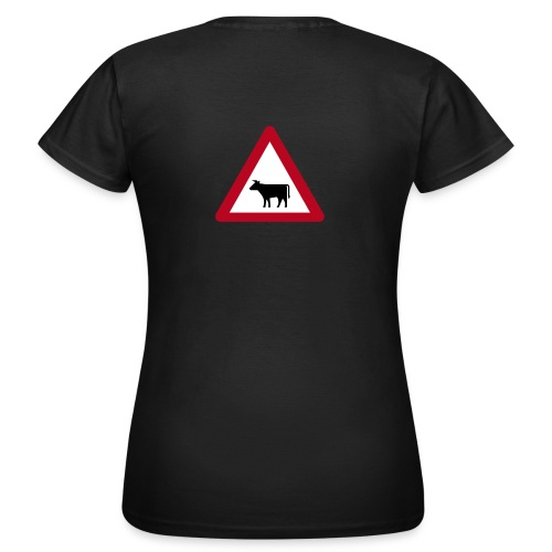 schild solo - Frauen T-Shirt
