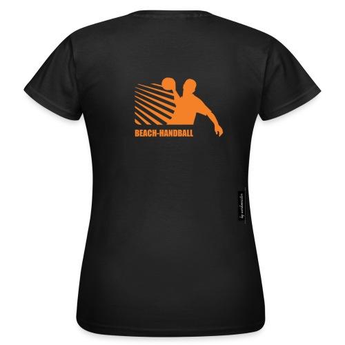 handball 08 - Frauen T-Shirt