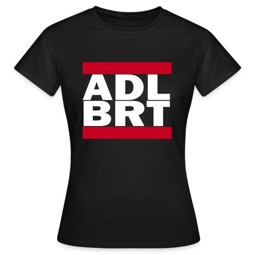 adalbert run dmc - Frauen T-Shirt