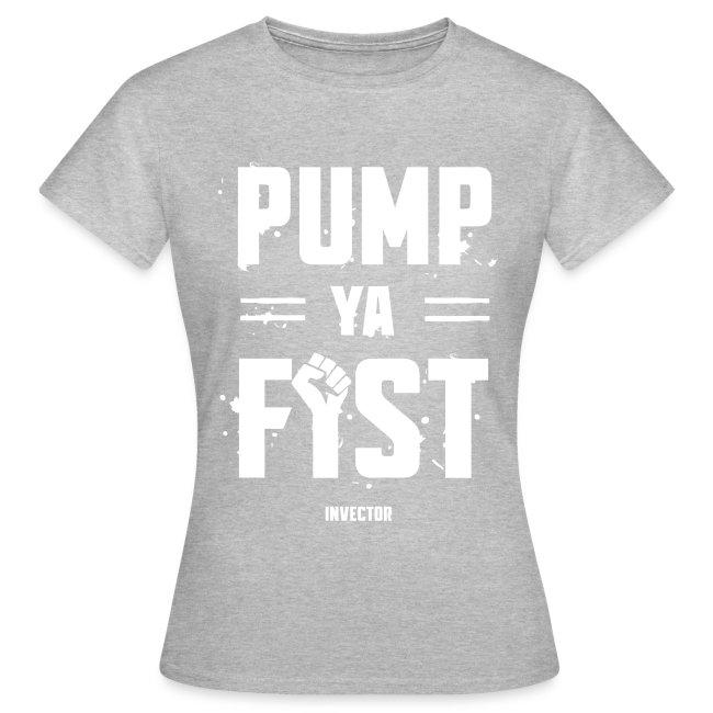 pump ya fist