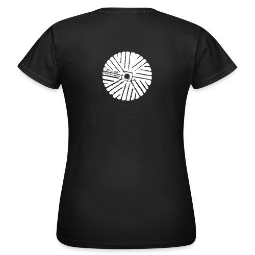 White chest logo sweat - Women's T-Shirt