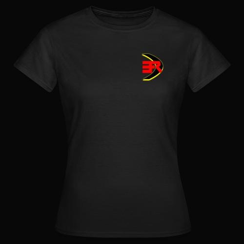 DEFR name loggo1 copy - Women's T-Shirt