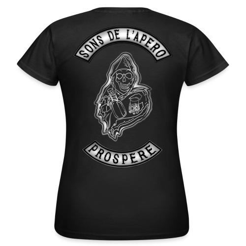 Les sons de l'apéro - T-shirt Femme