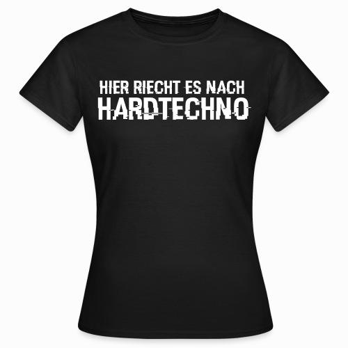 Riecht nach Techno - Frauen T-Shirt