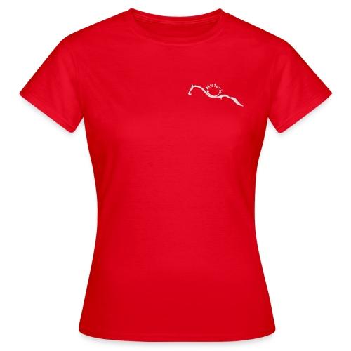 misterio weiß1 gif - Frauen T-Shirt