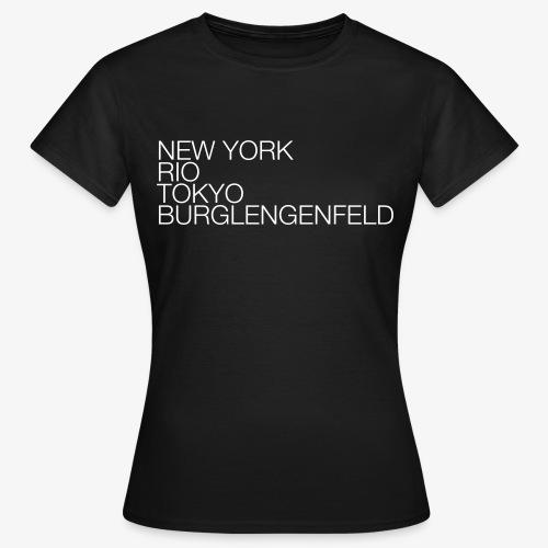 Sline - Frauen T-Shirt
