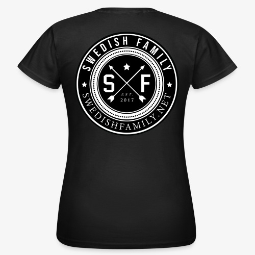 Swedish Family - T-shirt dam