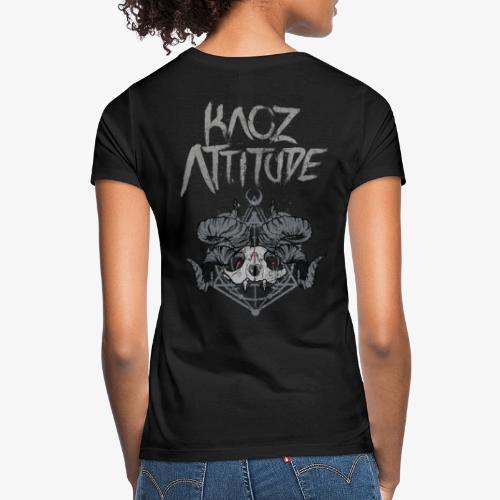 Racoon Demonlord - Frauen T-Shirt
