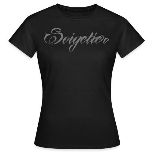 logo classic - Frauen T-Shirt