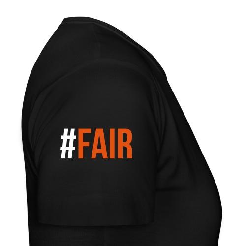 FAIR Ändern ist die Zukunft - Frauen T-Shirt