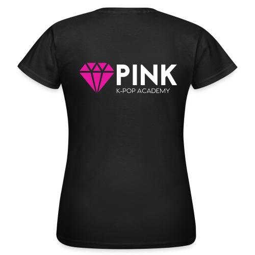 Pink K-Pop Acadmey - Women's T-Shirt