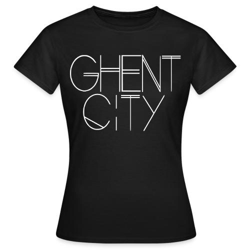 Ghent City - Vrouwen T-shirt