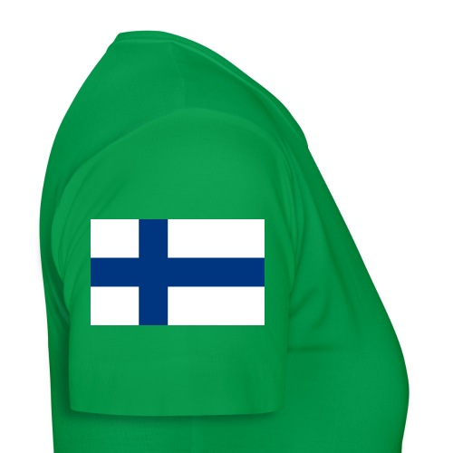 800pxflag of finlandsvg - Naisten t-paita