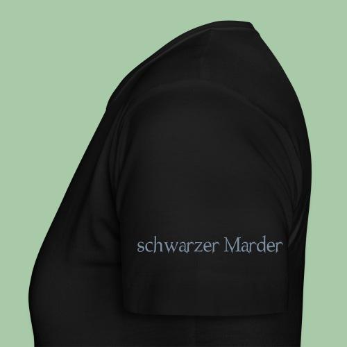 schwarzer Marder - Frauen T-Shirt