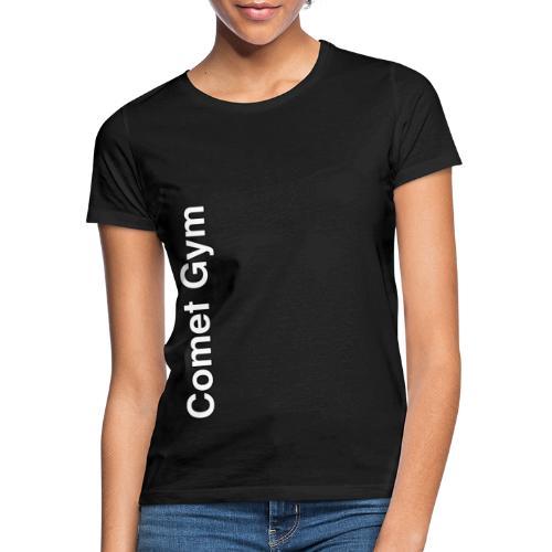 Comet Gym 2021 dubbeltryck - T-shirt dam