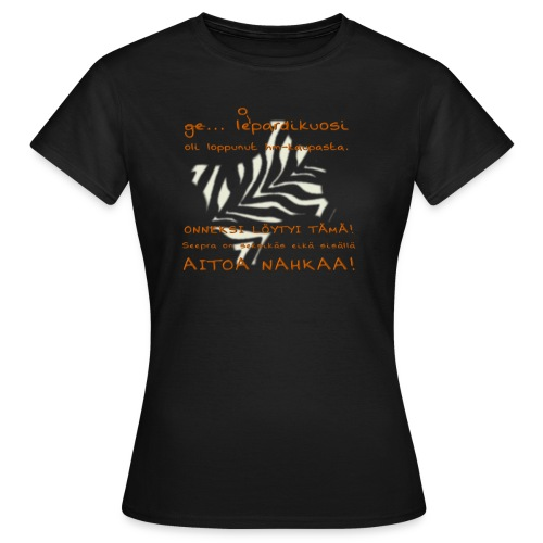 Seepra - Naisten t-paita