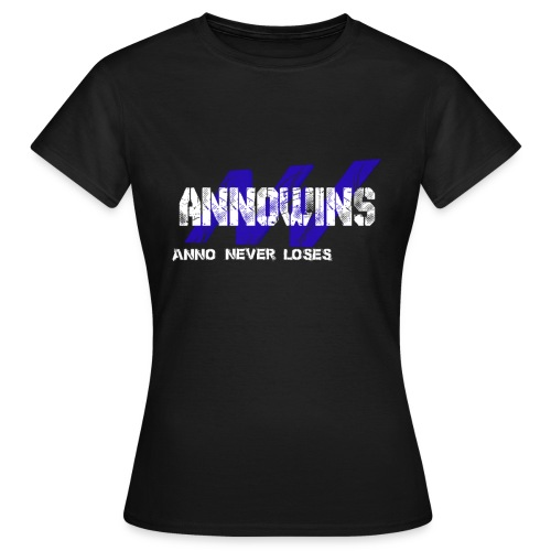 Annowins Wit Cup png - Women's T-Shirt