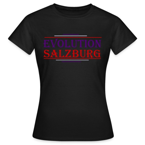 EvolutionSBG - Frauen T-Shirt
