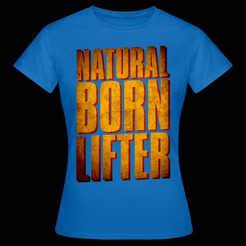 naturalborn png - T-shirt Femme