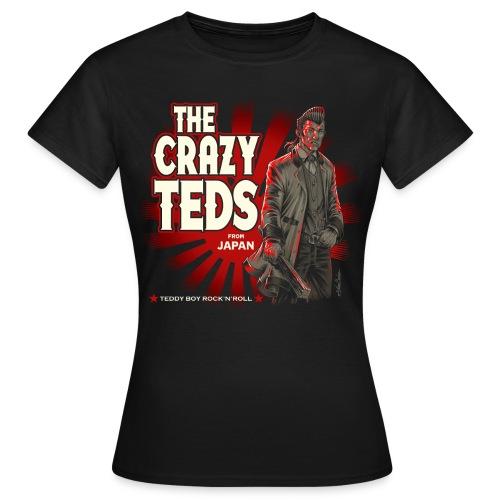 teddy boy japo unido - Women's T-Shirt