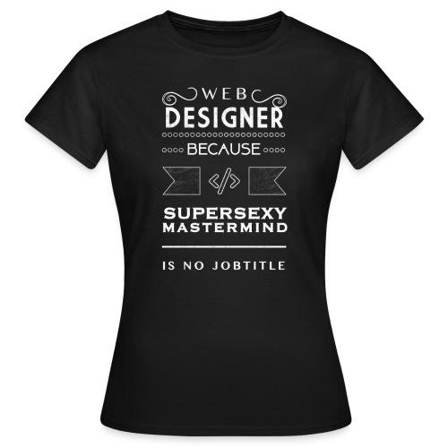 2016 001 - Women's T-Shirt