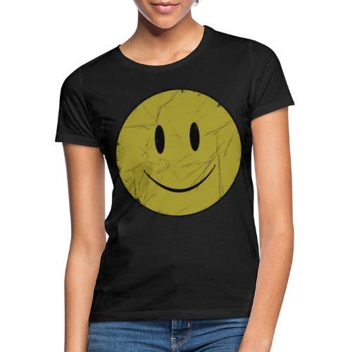 happy face - Camiseta mujer