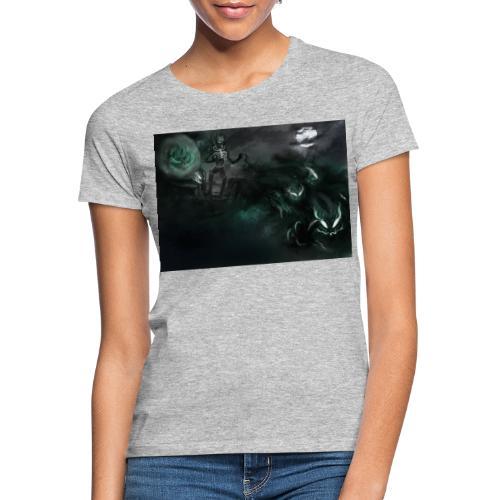 dark santa - T-shirt Femme