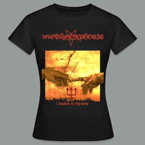 Creation In Reverse - Women's T-Shirt