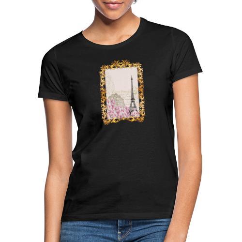 MonkeyShy I Love Paris - T-shirt Femme
